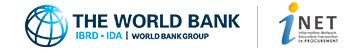 THE WORLD BANK  |  iNET